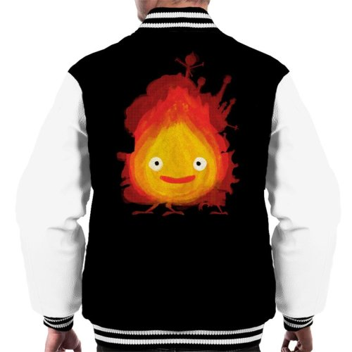 Fire Demon Men's Varsity Jacket