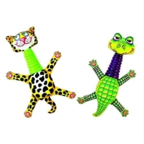 Petmate Fat Cat Rubber Neckers Assorted