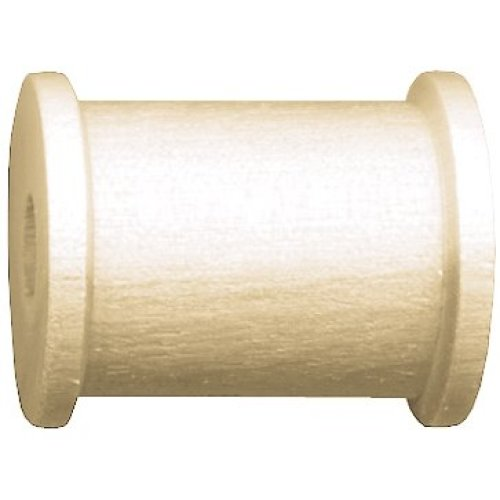 "Wood Turning Shapes Value Pack-Spool .75""X.625"" (7/32"" Hole) 33/Pkg"