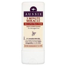 Aussie Conditioner 3 Minute Miracle Reconstructor Deep Treatment Balm Mint 75ml