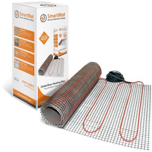 SmartMat 100w/m2 4.0m2 400w Underfloor Heating Mat