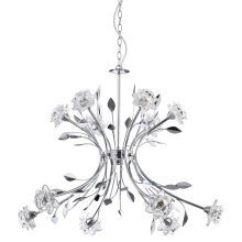 Ruislip 6 + 6 Arm Pendant LED Ceiling Light