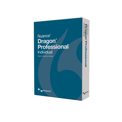 Nuance Dragon Naturallyspeaking Professional Individual 15 1user(s)