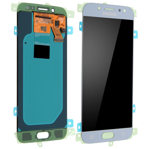 LCD replacement part with touchscreen for Samsung Galaxy J5 2017 – Silver