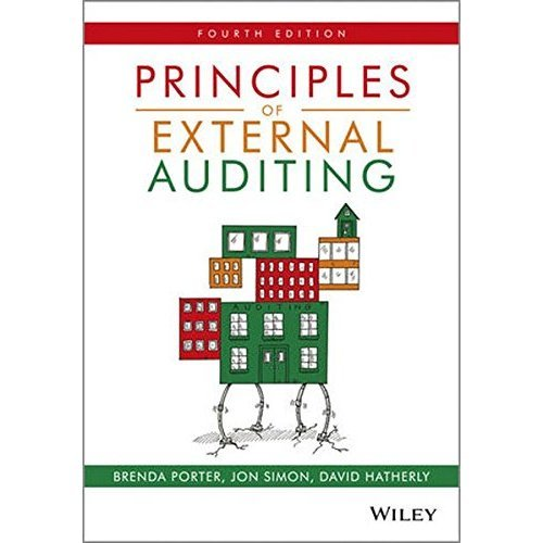 Principles of External Auditing