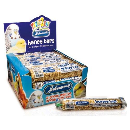 Jvp Treat2eat Budgie Honey Bar 35g (Pack of 40)