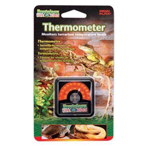 Penn Plax REP40 Reptile High-Range Thermometer