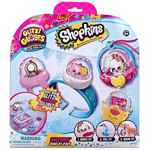 Glitzi Globes Shopkins Jewelry Pack Toy