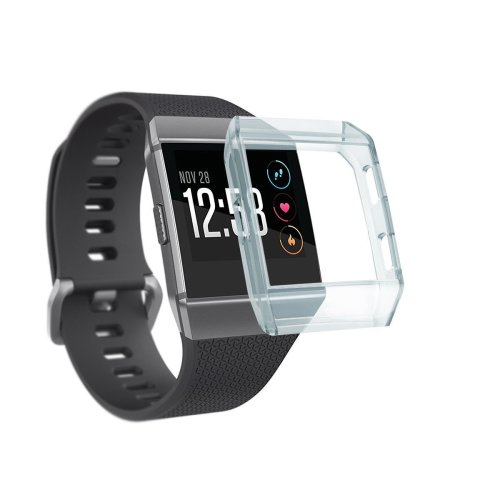 Silicone  Case Cover Protective Shell for Fitbit Ionic Smart Band