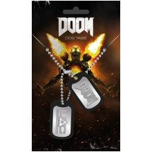Doom Uac 2016 Dogtag