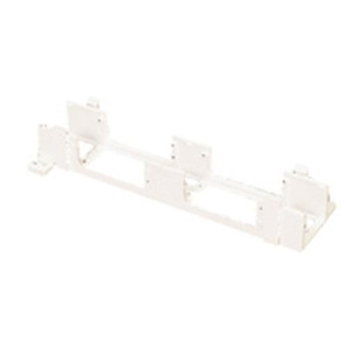 Cables To Go 03866 CROSS-CONNECT PATCH BLOCK MOUNTING BRACKET