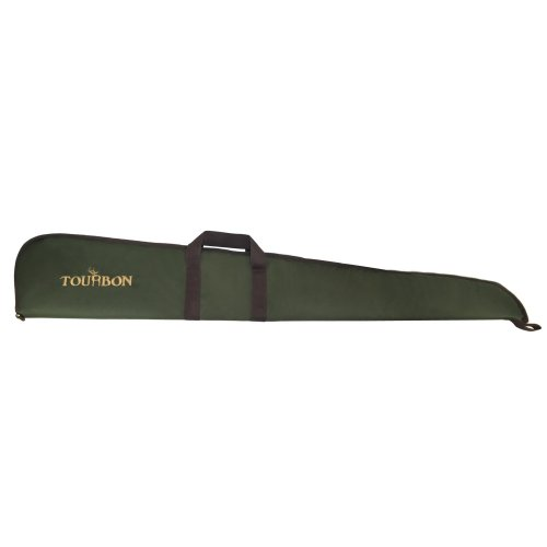 Tourbon Hunting Gun Case Storage Bag With Adjustable Shoulder Strap - Green (50'')