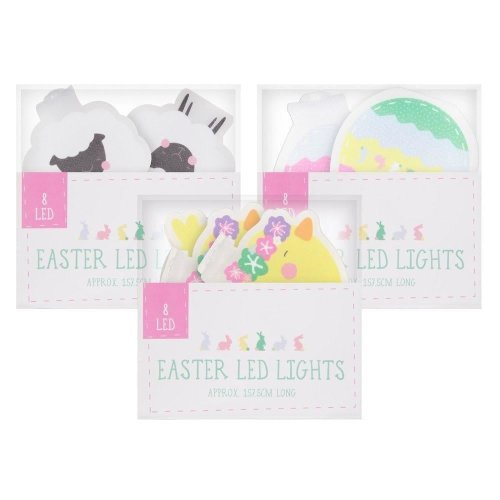 Easter Character Lights Bundle  - All Three Designs, Egg, Sheep & Chicks Lovely Decorations