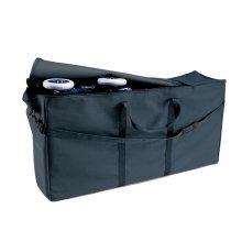 42' X 21' X 13' Black Jl Childress Standard & Double Stroller Travel Bag -