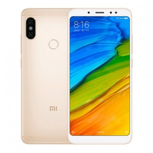 XIAOMI Redmi Note 5 64G (4G RAM) Gold
