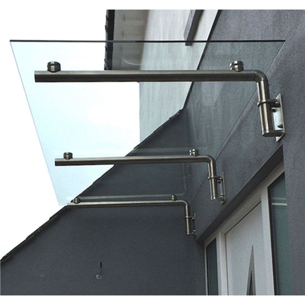 Monster Glass Door Canopy Brackets 180cm W