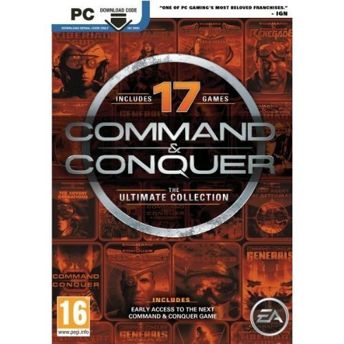 Command and Conquer: The Ultimate Collection PC