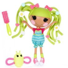 Lalaloopsy Silly Hair Doll Pix E Flutters -